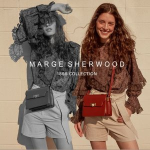 Extra 10% OffMARGESHERWOOD @ W Concept