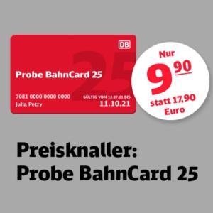 史低€9.9 坐次火车就值回票价啦周末截止!Bahncard 25 德铁3月打折卡 全德火车票都折上75折
