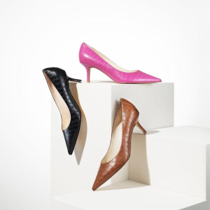 全场减$50 最高变相6.9折Nine West官网 Heels跟鞋闪促回归 入通勤必备纯色款