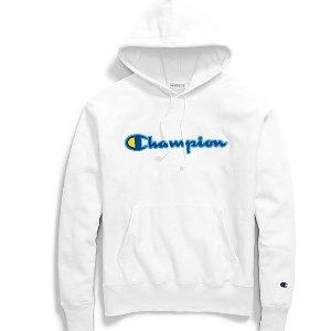 Champion第二件半价男款卫衣