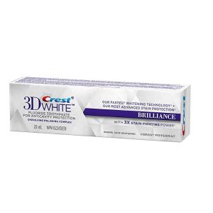 $0.5   K妹推荐折扣升级:Crest 3D 亮白薄荷味牙膏 20ml 凑单好物