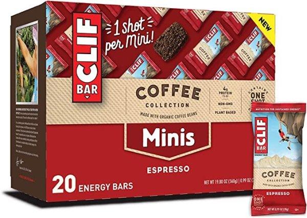 Espresso咖啡口味能量棒 12条装