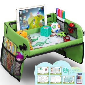 只要€23.99 超好收纳Lenbest 儿童旅行桌椅 孩子随时随地绘画、玩耍的小天地