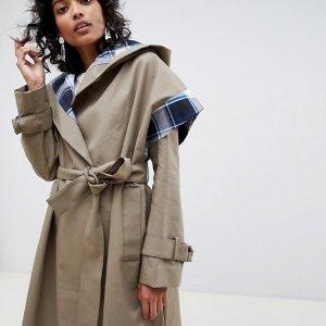 低至4折 极简冷淡风ASOS White 设计感美衣促销