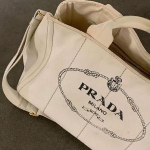 8折起+满额减£50 £245收logo钱包Prada 二手包包好价收 再生尼龙系列超好价 一包难求看这里