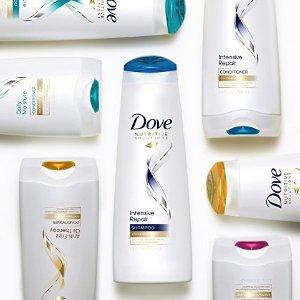 $5.64 Dove Shampoo & Body Wash @ Amazon