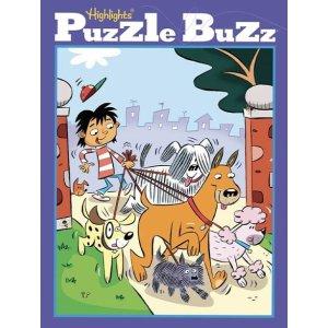 Highlights免费包4-7岁游戏书