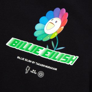 Starting At $14.9Uniqlo Billie Eilish x TAKASHI MURAKAMI T-shirts