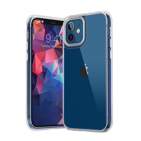 YOUMAKER Compatible with iPhone 12 Case
