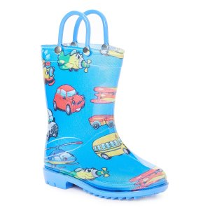 Today Only: Kids Rain Boots Sale @ Zulily All $9 99 - Dealmoon