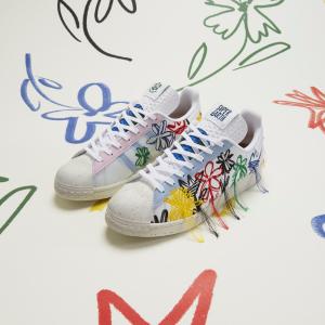 29日早上9点30,售价€109.95灯芯绒之王 × adidas 全新联名即将发售 超醒目超美刺绣花朵