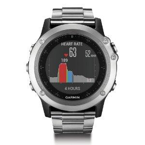 $269Garmin Fenix 3 HR GPS Watch with Titanium and Sport Bands
