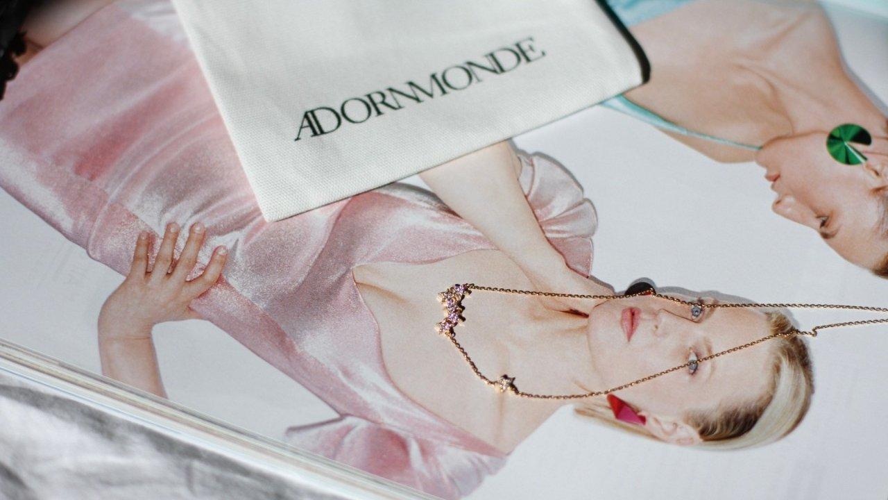 火遍ins、各大时尚博主亲自带货的Adornmonde,究竟是什么仙女首饰品牌?| 内附款式推荐&搭配灵感