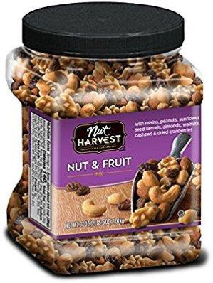 $11.3 包邮Nut Harvest 混合坚果浆果 37 oz.