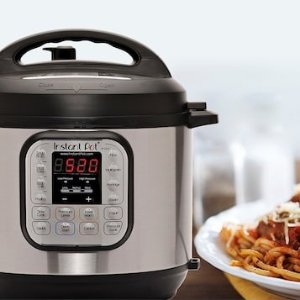 $71.99+$10 Kohl's CashInstant Pot Duo 7-in-1 Programmable Pressure Cooker
