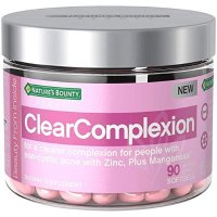 Nature's Bounty Clearcomplexion Multivitamins