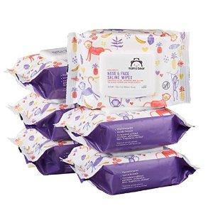 低至7.5折 收宝宝脸鼻专用湿巾Amazon自有品牌儿童用品Prime会员专享热卖