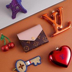 定价优势+9折 低门槛免邮重磅:Louis Vuitton 全员独家款 老花、棋盘格、logo围巾等
