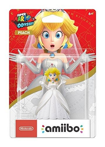 amiibo Character Peach (Odyssey Collection)
