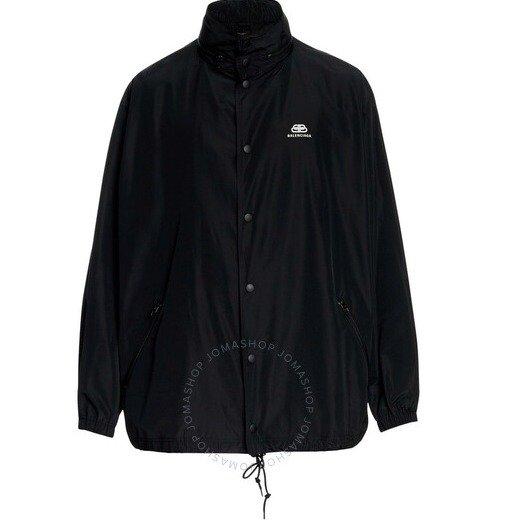 Hooded Logo Jacket夹克