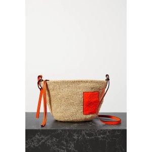 Loewe+ Paula's Ibiza Pochette 篮子包
