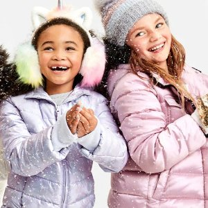 50% OffAll Outwear & Cold Weather Accessories @ Children's Place