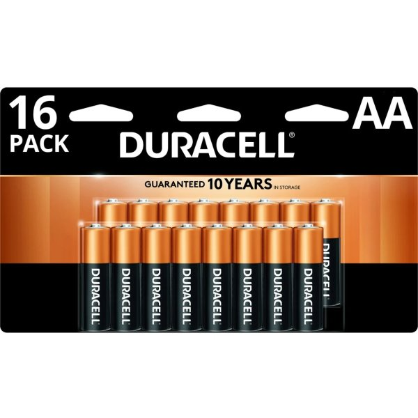 铜头电池 AA 16节