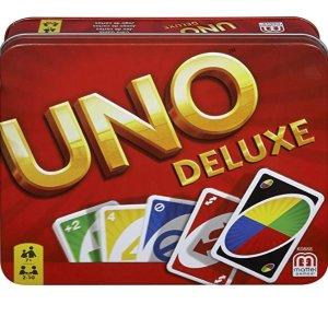 Uno 豪华版桌游卡牌游戏 7.1折特价