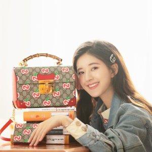 送给心爱的她Gucci 七夕节限定系列上市 化身超甜苹果女孩