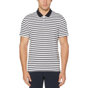 Perry Ellis2 for $60Jacquard Stripe Polo