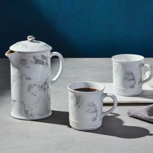 Le CreusetMarble Collection French Press
