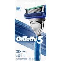 Gillette 5 男士剃须刀 + 2个替换刀片