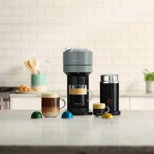 NespressoVertuo Next咖啡机+奶泡机