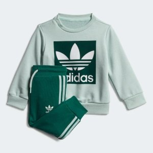 Adidas卫衣套装 幼童款