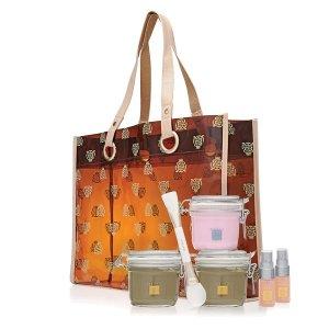 Borghese$166 ValueMask, Hydration & Logo Tote Bag Set