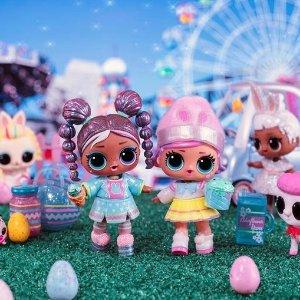 低至6折 惊喜盲盒$9.57起L.O.L 盲盒娃娃热卖 大人孩子都爱玩 超多配件玩法