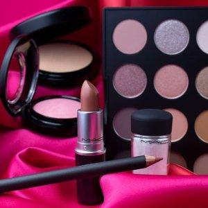Miami Beach 套装$76(价值$108)M.A.C 魅可彩妆产品热卖 收超值妆套装 人气好物