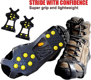 Limm Crampons Ice Traction Cleats - Sizes: S/M/L/XL