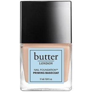 Butter London单品加入两件,第二件免费有色底油