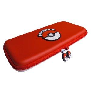 $15.98 (原价$19.99)Hori 精灵球款 Switch 收纳包 Nintendo 官方授权
