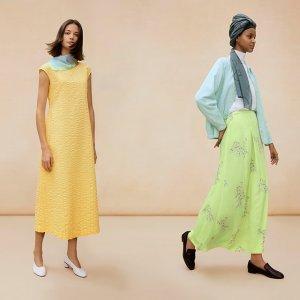 4月中旬 收质感美衣预告:Uniqlo Hana Tajima 2020春夏系列即将发售