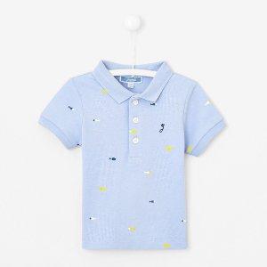 Jacadi男小童T恤