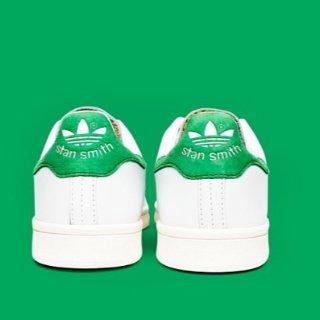 低至5折 £47收杨幂同款小白鞋Adidas 官网折扣 I 贝壳头StanSmith Gazelle 致敬经典