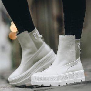 fcd961ea46f4 Puma X Fenty by Rihanna Chelsea Sneaker Boot  39.96 - Dealmoon