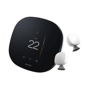 Ecobee恒温器+2x智能sensor