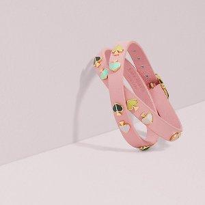 粉色的浪漫世界kate spade 精选首饰、配饰热卖 全新造型回归