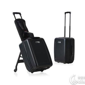 $111.99 行李、宝宝一起拉补货:Mountain Buggy Bagrider 宝宝座椅行李箱
