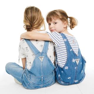 低至4折+满$40额外8折+包邮OshKosh BGosh 招牌儿童背带裤、背带裙优惠