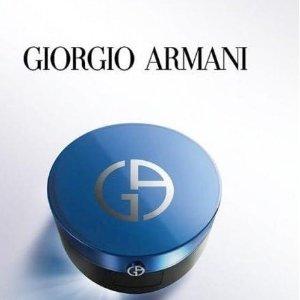 Armani阿玛尼 电光蓝气垫登陆 全网独一份的折扣必须抢