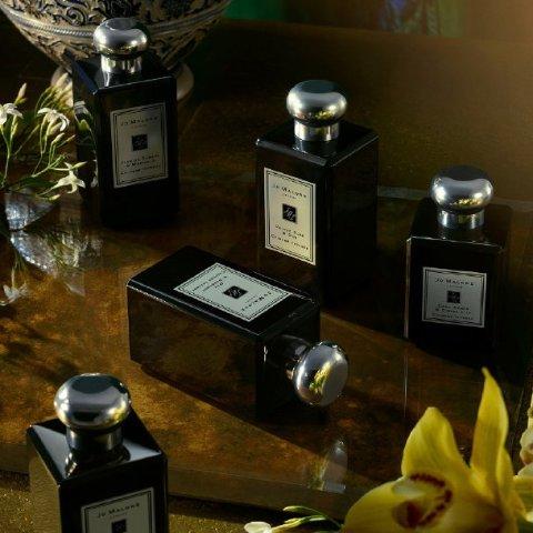 $40/瓶 送身体乳15ml补货:Jo Malone 限定馥郁香氛5件套 一次打包代表性浓香
